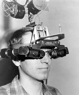 realitatea augmentată în trecut