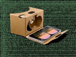 google-cardboard sistem VR