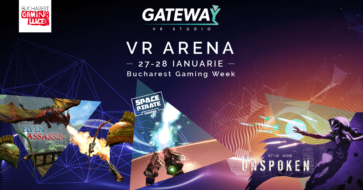 Regulament Gateway Vr Arena Bucharest Gaming Weeek