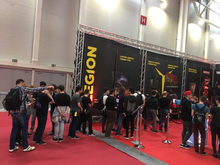 Gateway VR Arena la EECC2018