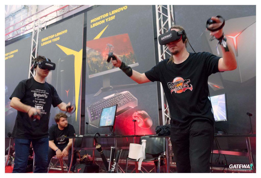 Gateway VR Arena Day 2