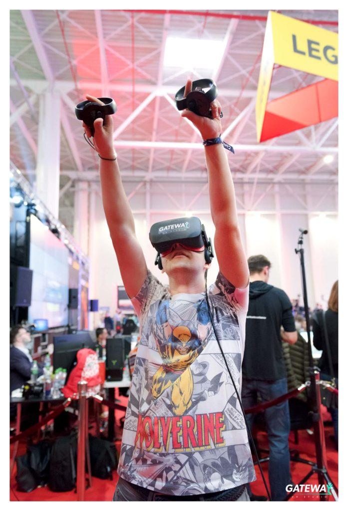 Gateway VR Arena Day 1