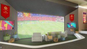 campionatul mondial de fotbal in realitatea virtuala
