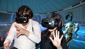 realitatea virtuala in doi