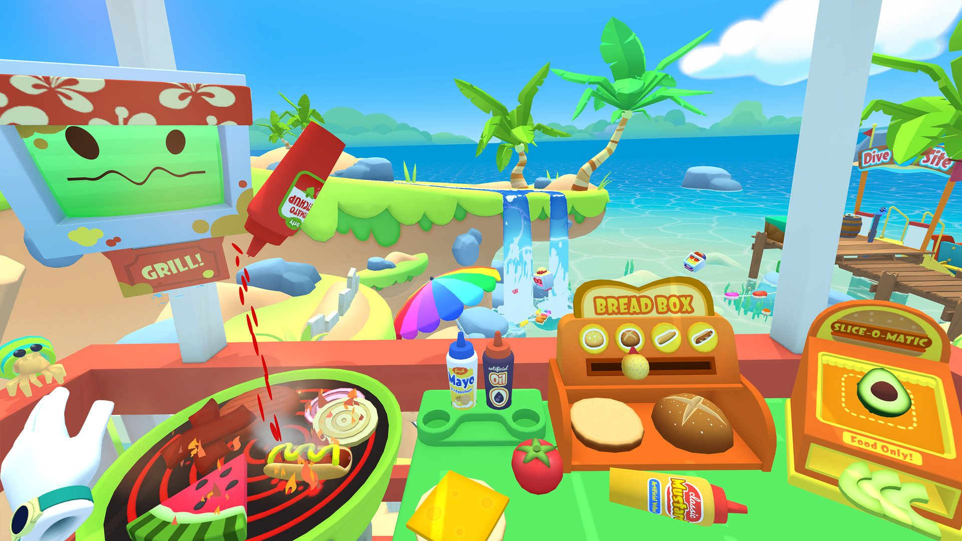 lansari jocuri VR