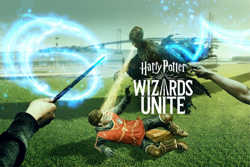 harry potter:wizards unite