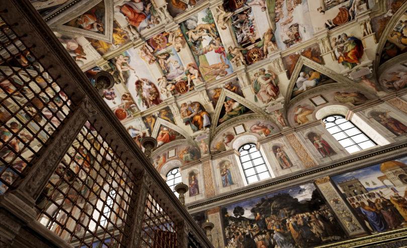 capela sixtina