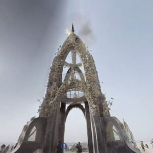 Burning Man Art Discovery